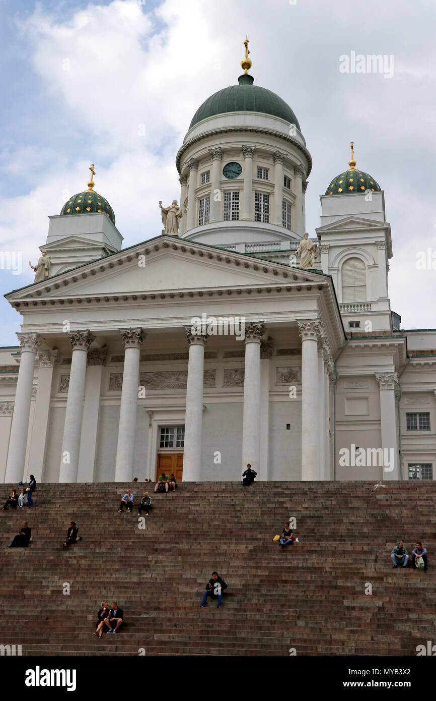 The most visited church in Finland