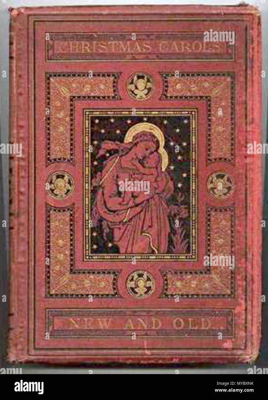 Old Christmas Carols.English Christmas Carols New And Old By Rev H R Bramley