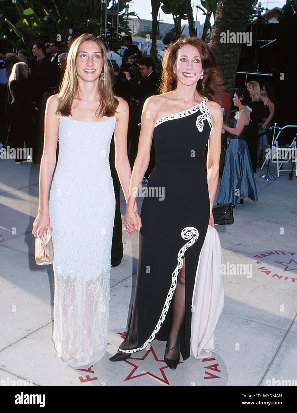 26 Mar 2000 Los Angeles California Usa Marisa Berenson And