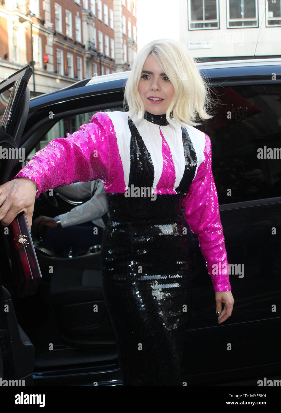 London, UK, 6th June, 2018. Paloma Faith attends the Royal Academy of Arts Summer Exhibition Preview Party Credit: RM Press/Alamy Live News Stock Photo