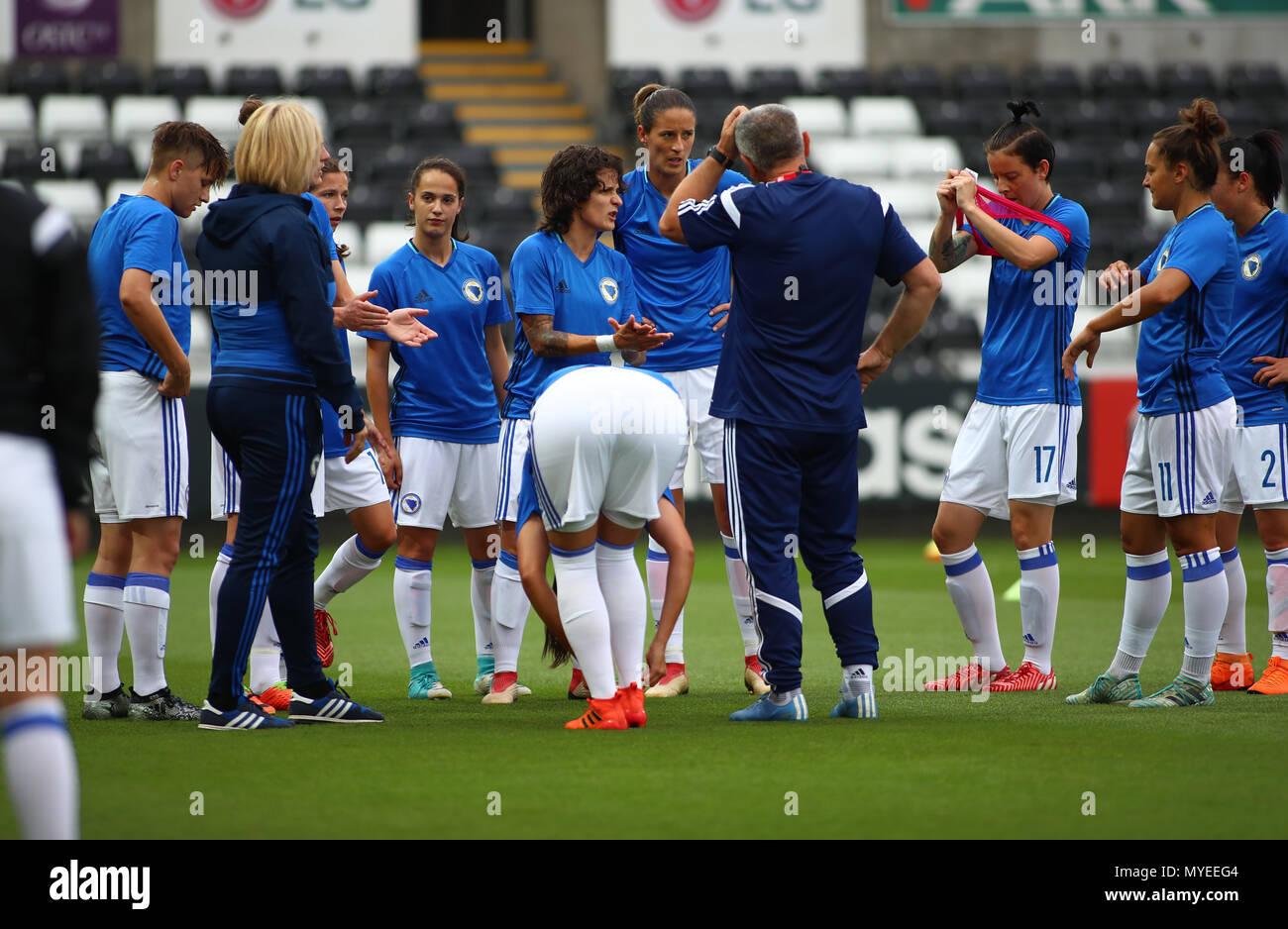 Swansea women