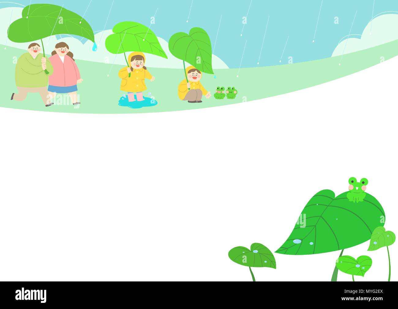 Vector - Welcome spring. Enjoy spring time illustration 003 - Stock Vector
