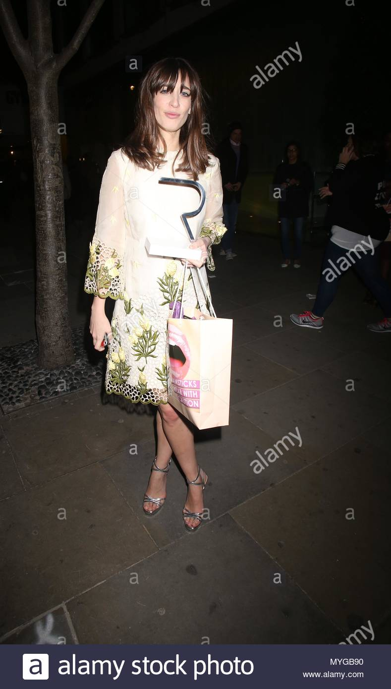 Laura Jackson At The Rodial Beautiful Awards St Martins Lane Hotel On March 10 2014 In London England
