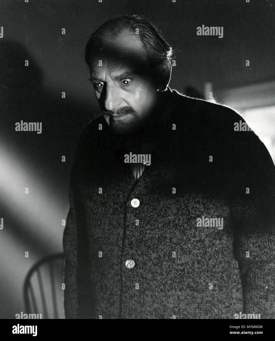 Danish actor Bjørn Spiro in the movie Gys Og Gaeve Tanter, Danmark 1966 - Stock Image