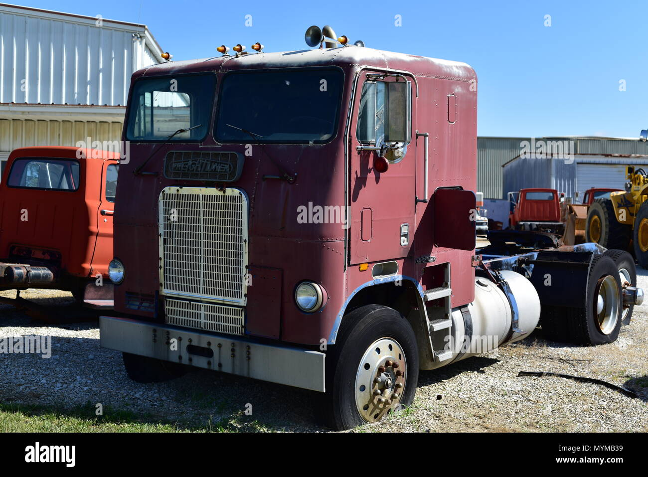 Cabover Stock Photos Cabover Stock Images Alamy