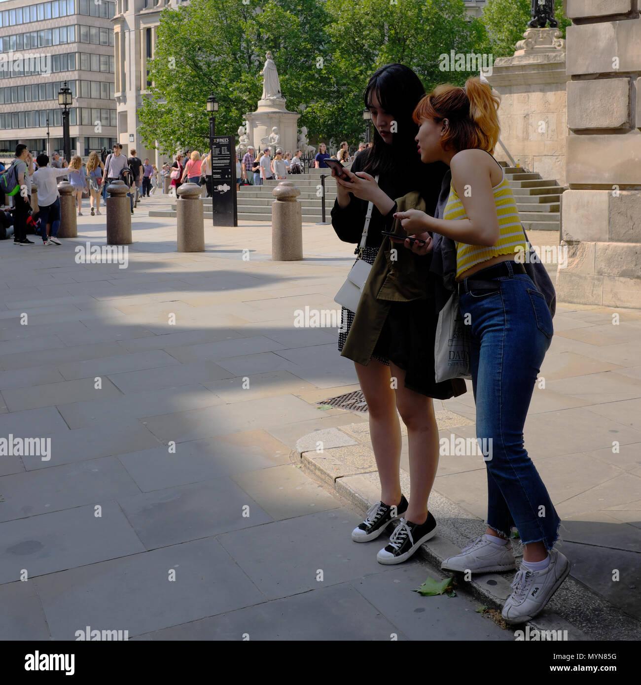 Oriental girls london