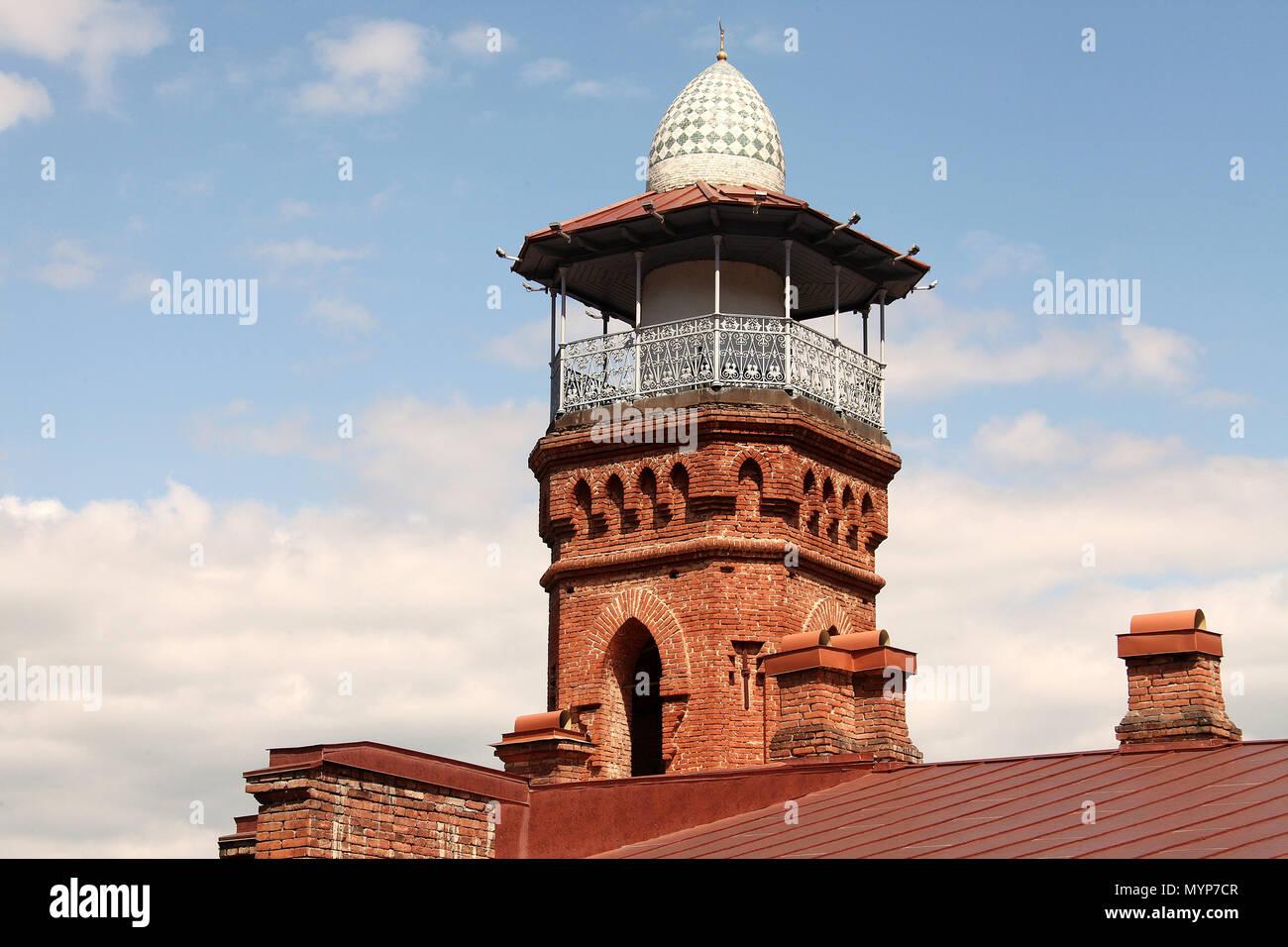 Jumah Mosque in Tbilisi - Stock Image