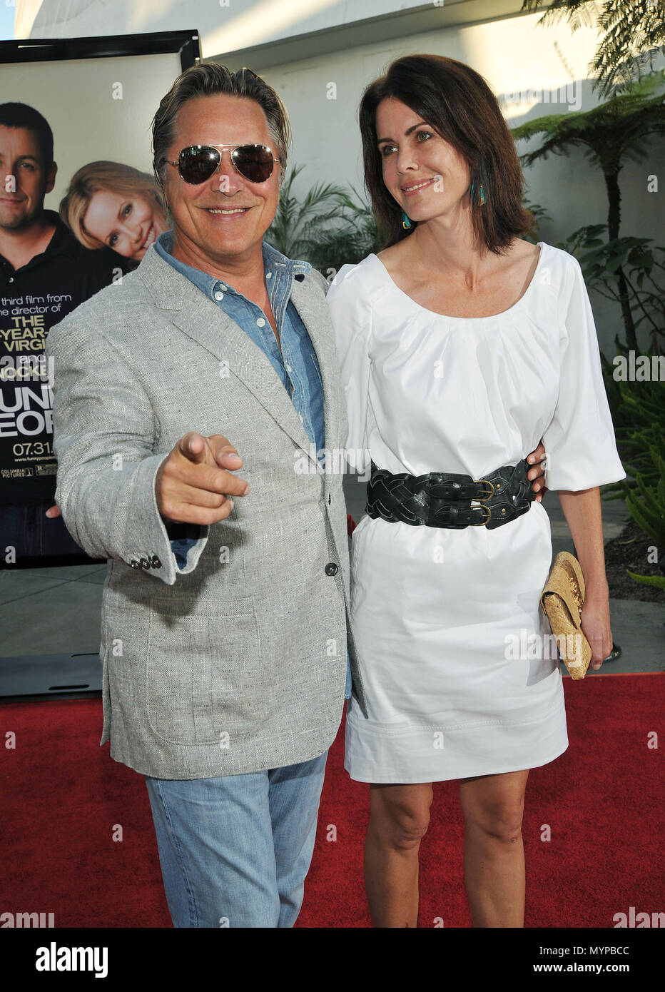 2bb7eb4108f7e Don Johnson and wife Kelley Phleger - Funny People Premiere at the Arclight  Theatre In Los Angeles.01 DonJohnson PhlegerKelley 01 Event in Hollywood  Life ...