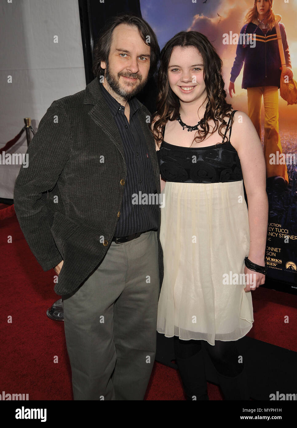 Peter Jackson Daughter Kathy 06 - The Lovely Bones Premiere