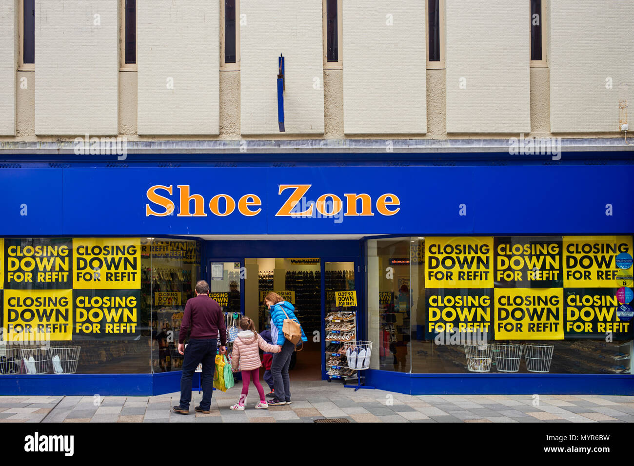 Shoe Repairs Liverpool City Centre