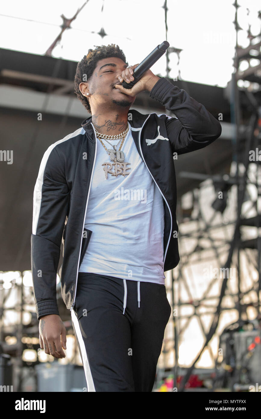 June 5 2018 Chicago Illinois Us Yhung To Of Sob X Rbe At