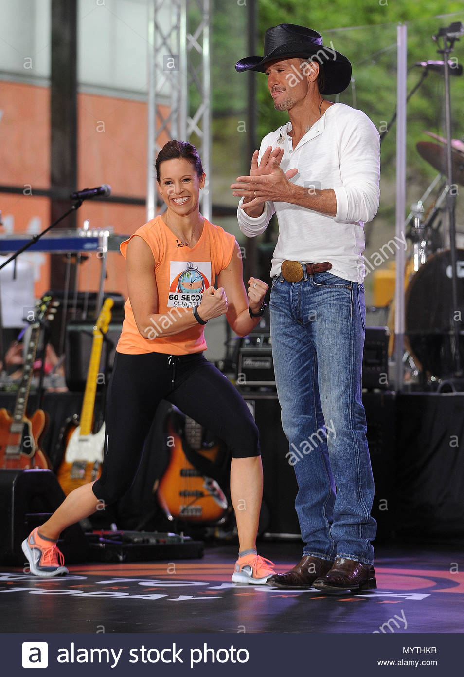 Jenna Wolfe And Tim Mcgraw No Just Jared Usage Br Tim Mcgraw