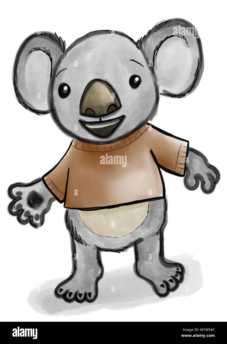 vector cartoon bear cut out stock images   pictures alamy Vermont Teddy Bear Notre Dame Teddy Bears
