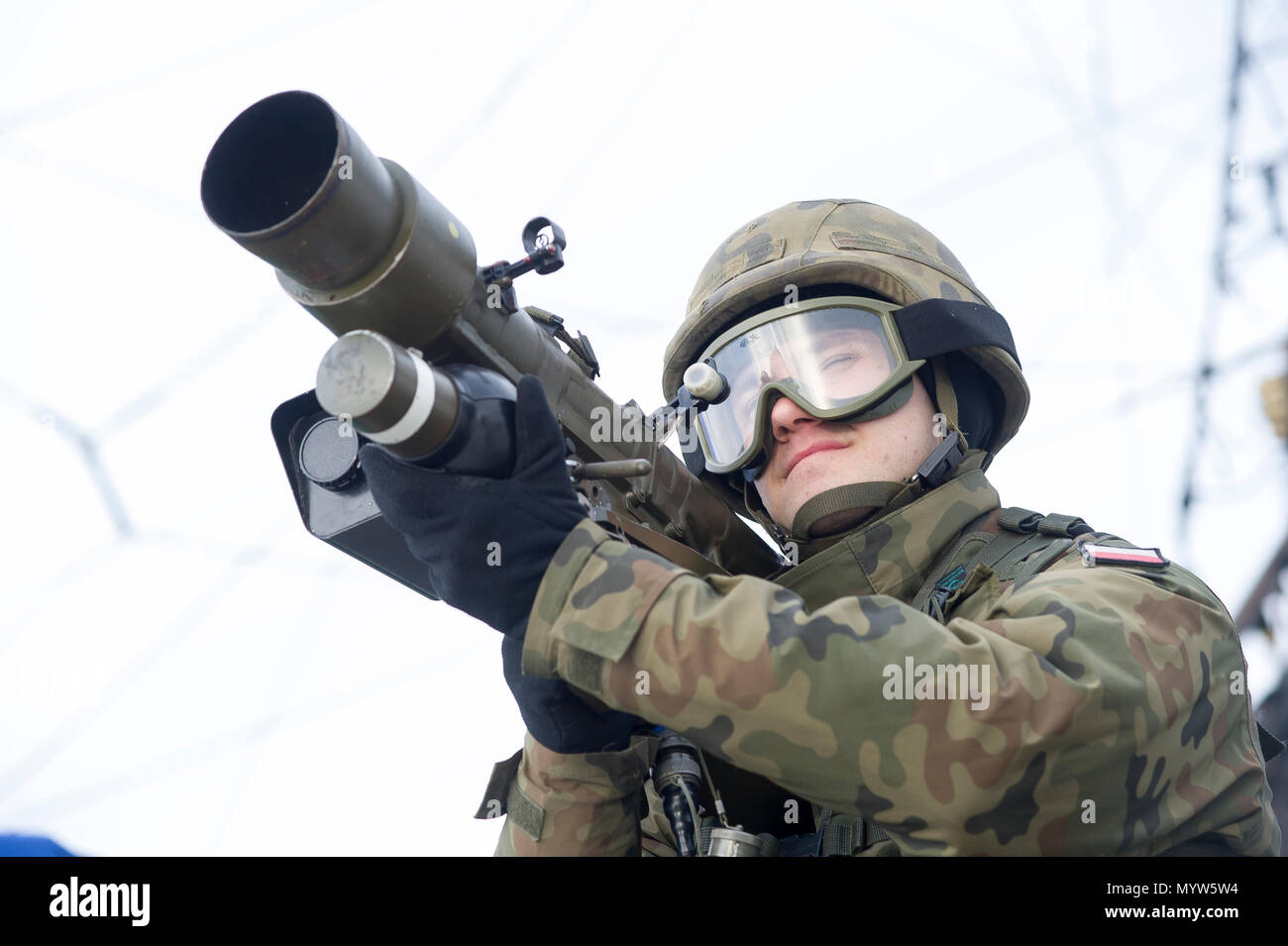 Air Defense Missile System Stock Photos & Air Defense