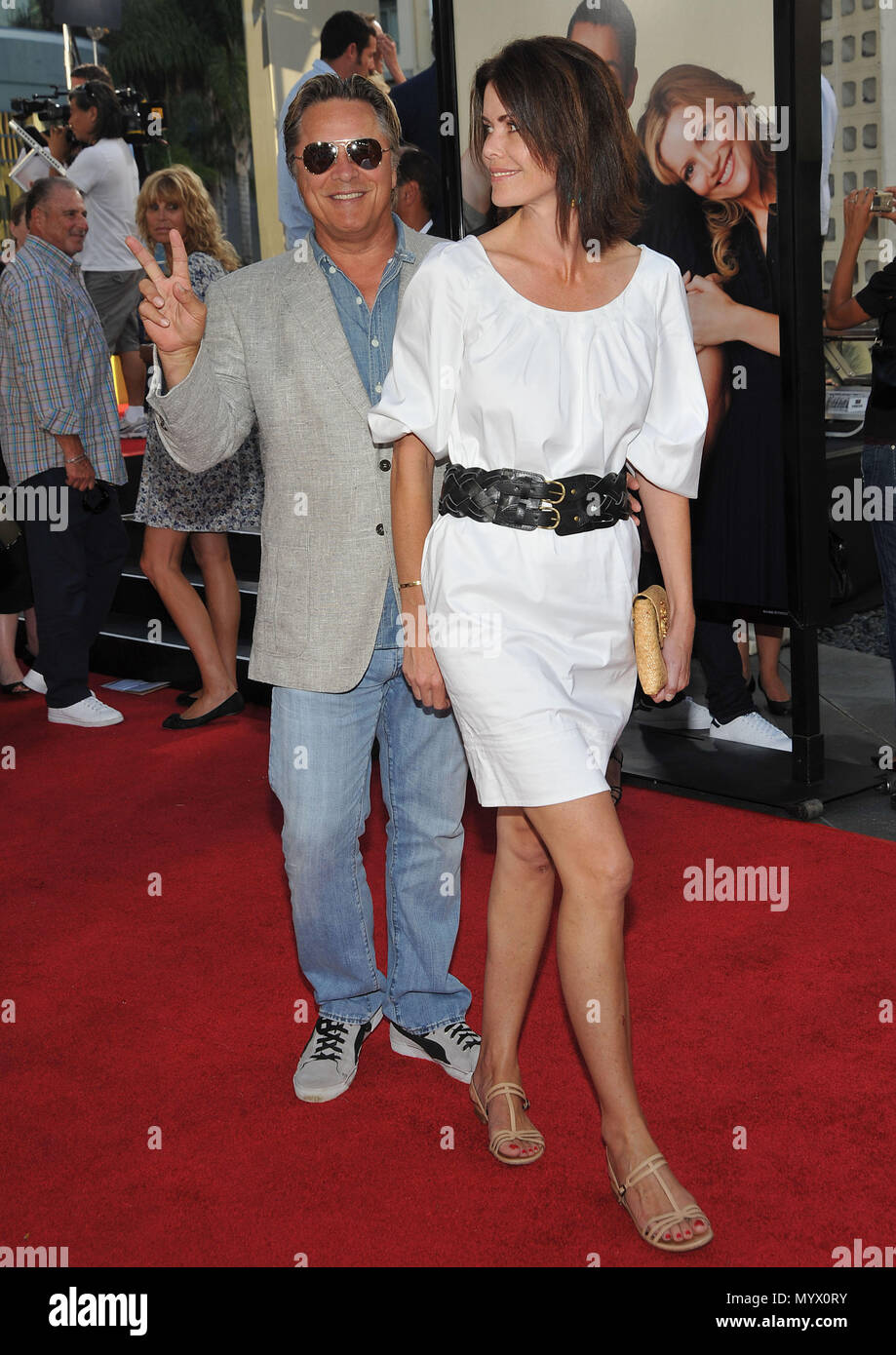 7a063897c0cc2 Don Johnson and wife Kelley Phleger - Funny People Premiere at the Arclight  Theatre In Los Angeles.DonJohnson PhlegerKelley 67 Event in Hollywood Life  ...