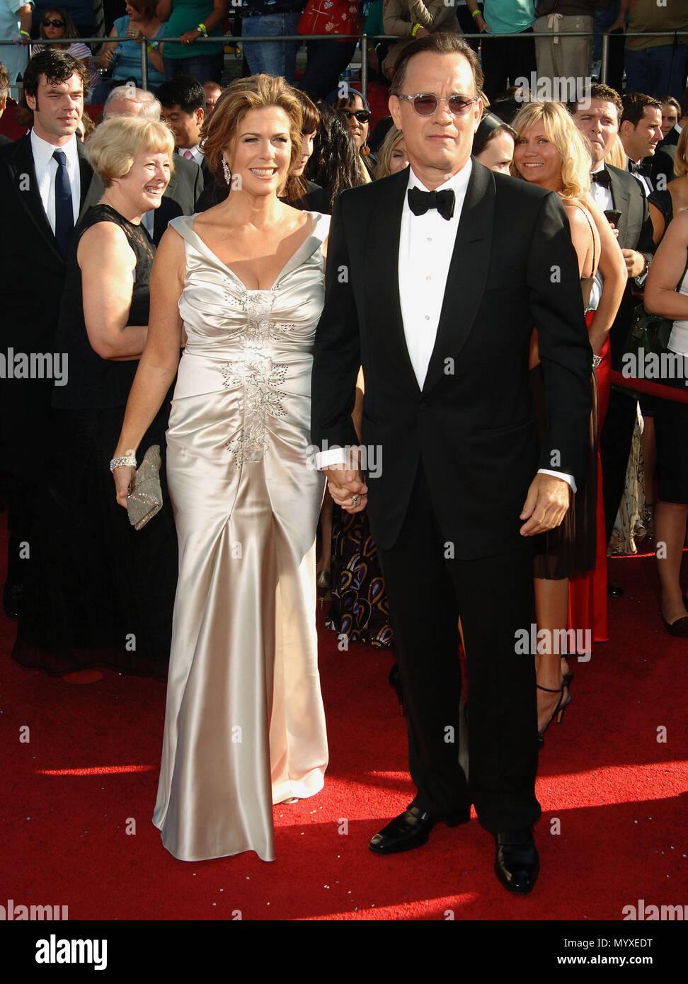 tom hanks celebrity couples