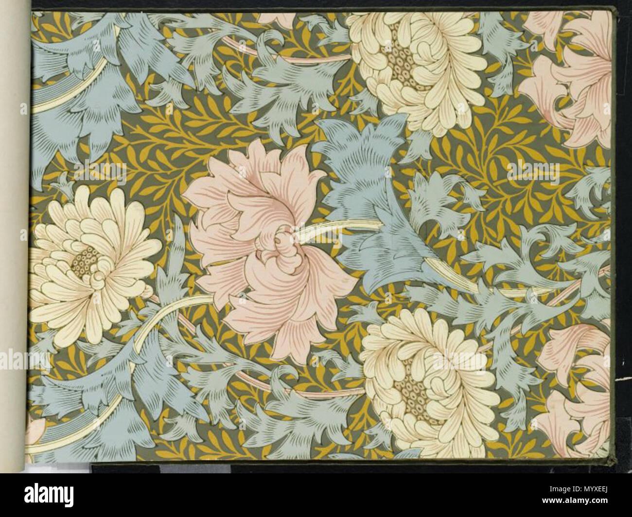 William Morris Pattern Stock Photos Amp William Morris