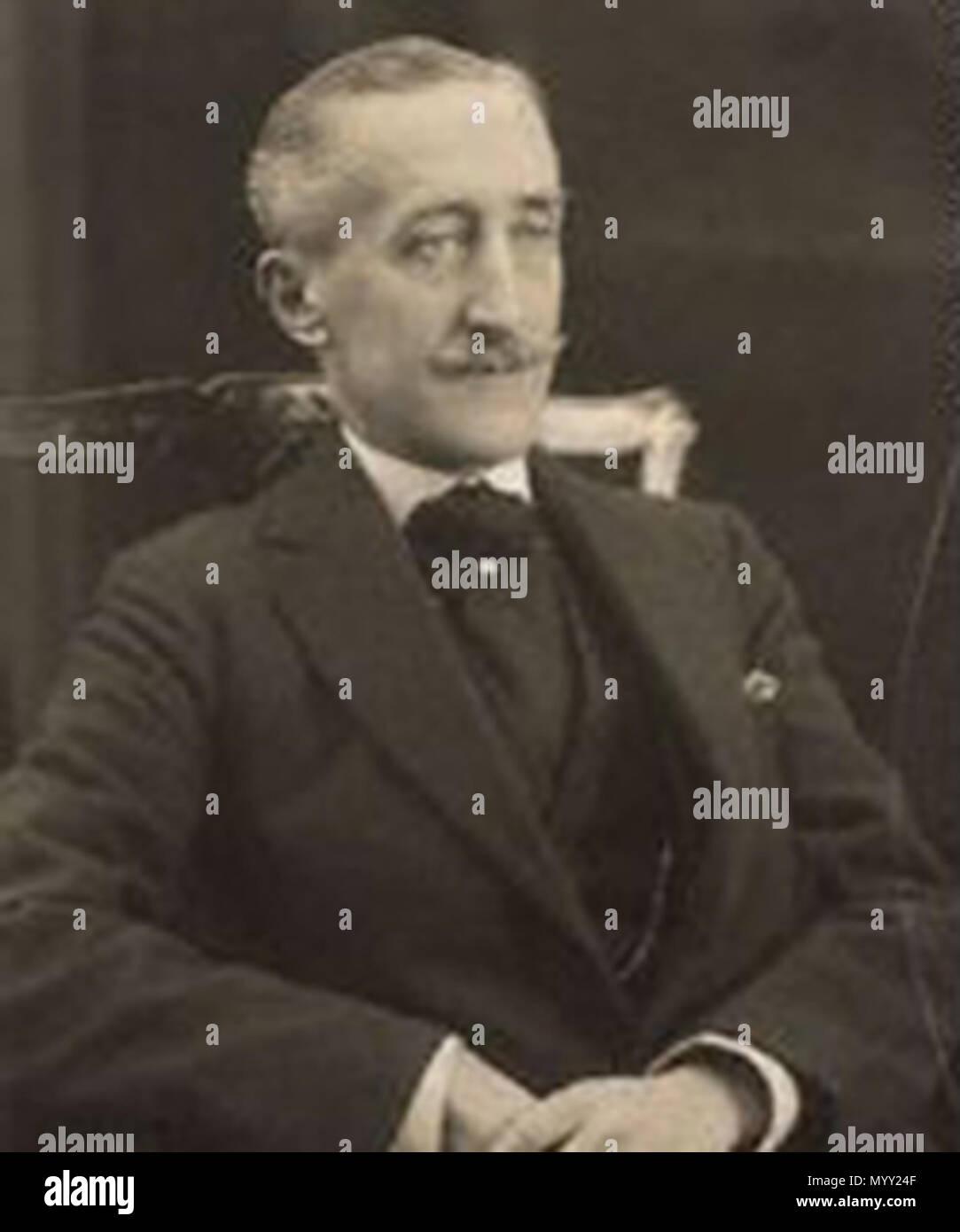 Freeman Freeman-Thomas, governor general of Canada   circa 1915