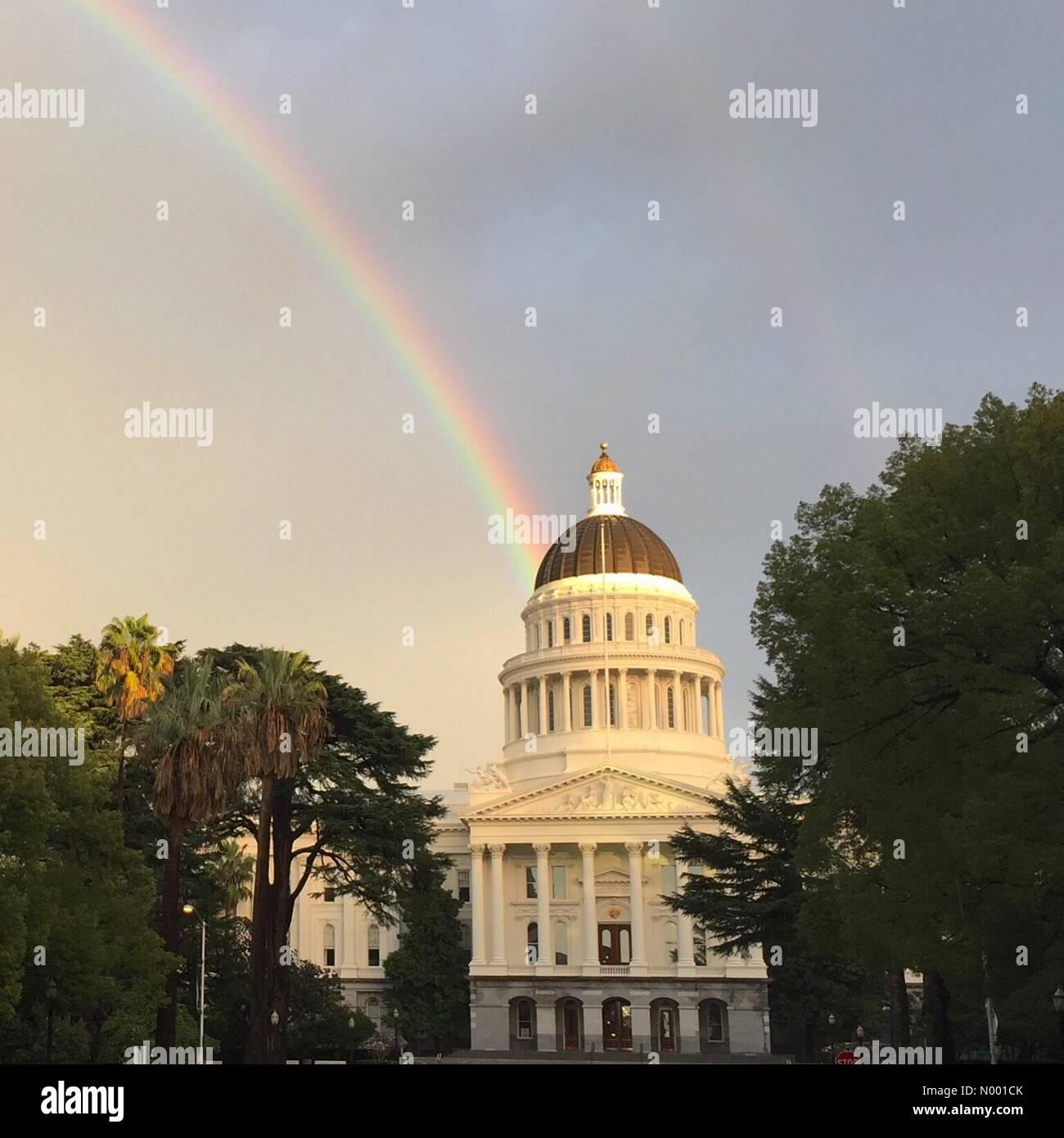 Sacramento, California, USA. 08th Feb, 20