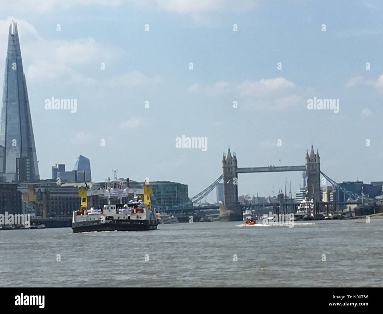London, UK. 7th July 2018. Credit: Susannah Jayes/StockimoNews/Alamy Live News Stock Photo