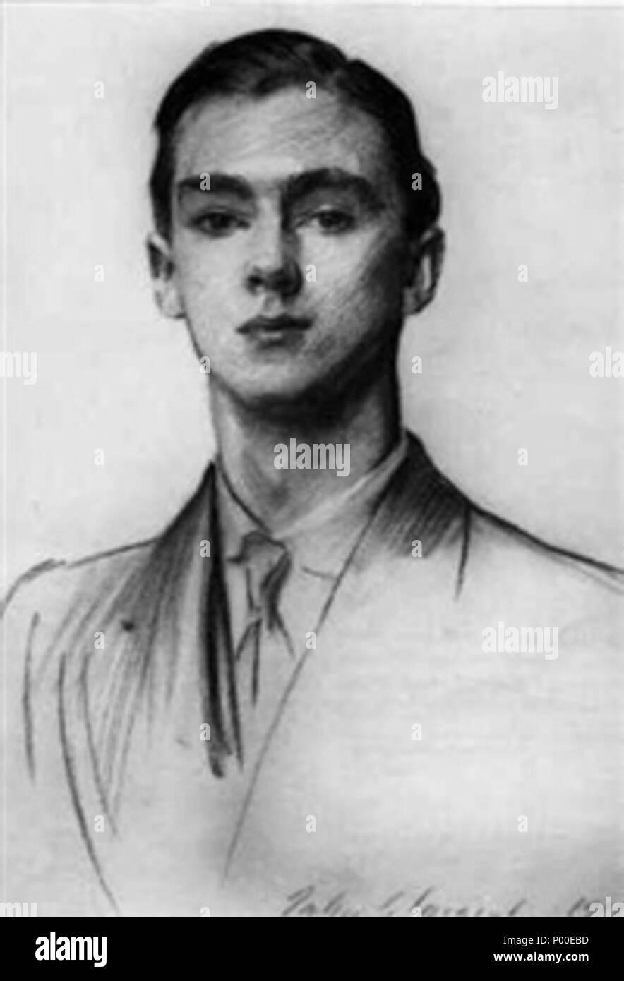 Francais John Singer Sargent Portrait De John Edward Murray
