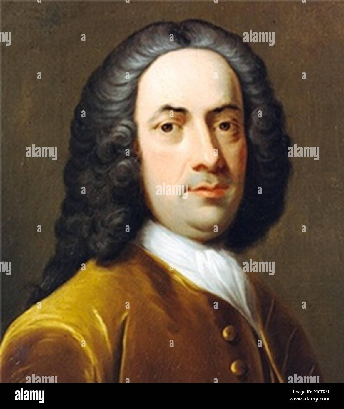 English: This portrait of obstetrician William Smellie (1697