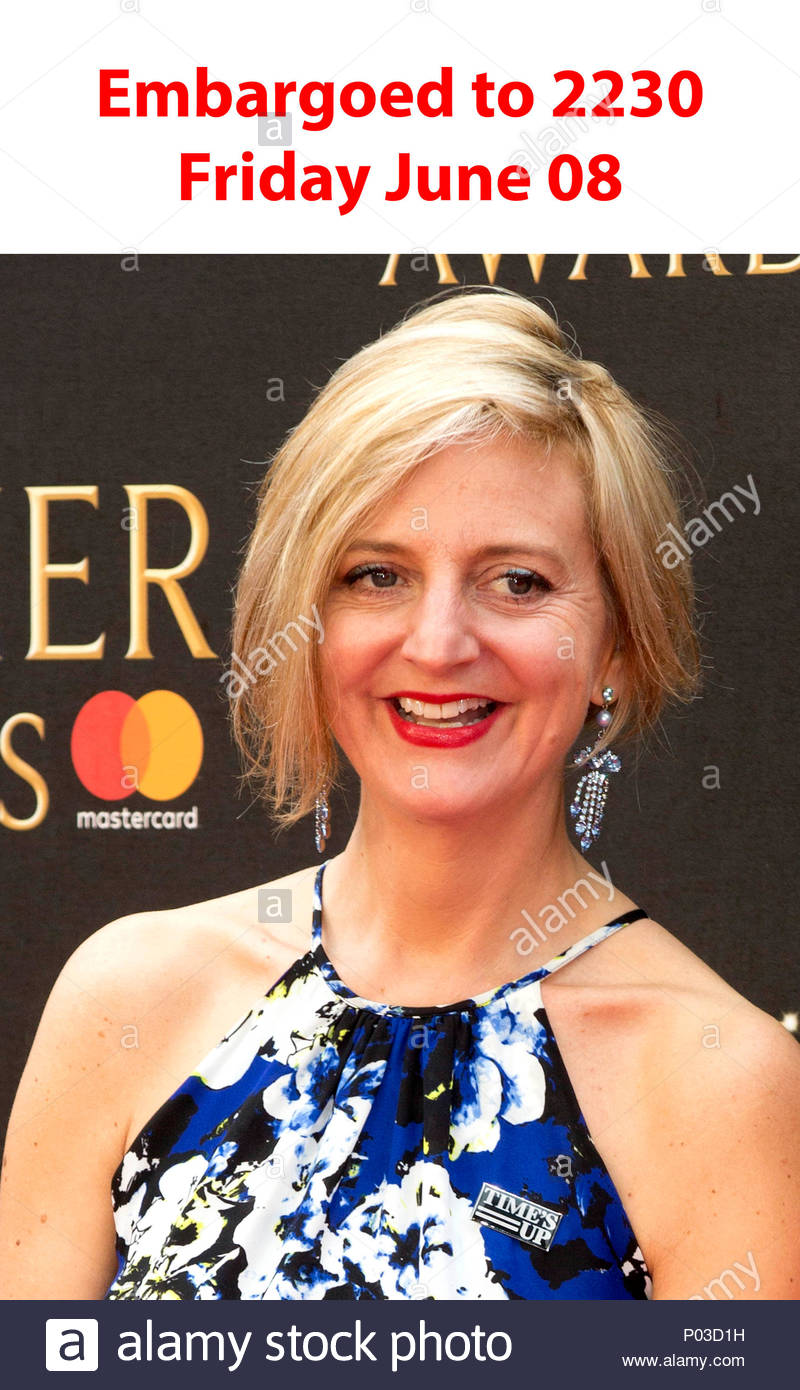 Embargoed to 2230 Friday June 08 File photo dated 08/04/18 of Marianne Elliott who has received a OBE in the Queen's Birthday Honours List. - Stock Image
