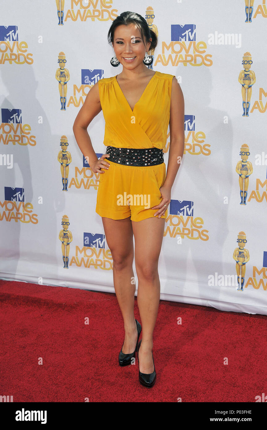 Angela Sun _43 Red Carpet Event High Resolution Stock Photography ...