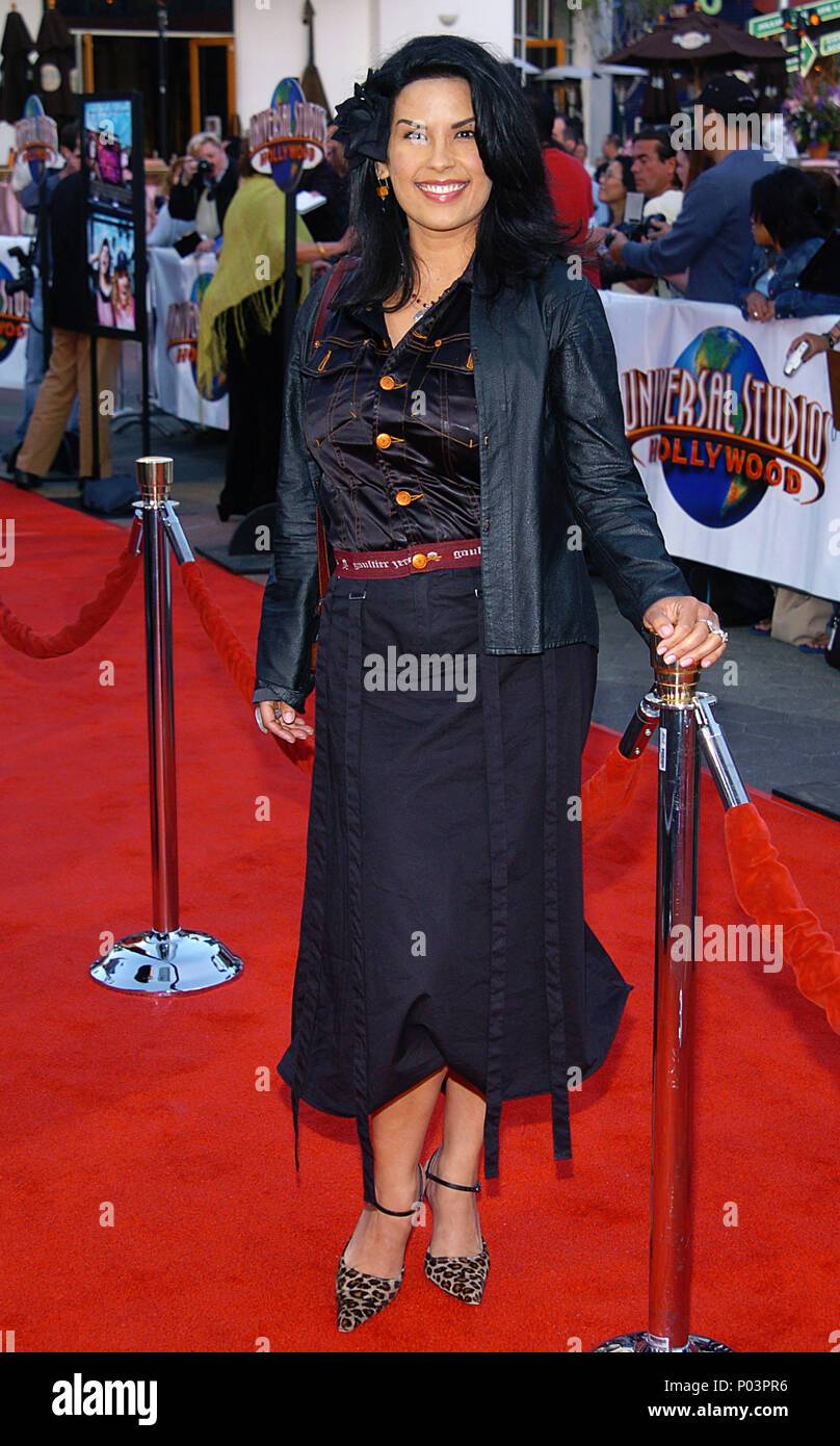 Rebekah Del Rio Arriving At The Connie And Carla Premiere At The Universal Studio Theatre In Los Angeles April 13 2004 Delriorebekah002 Red Carpet Event Vertical Usa Film Industry Celebrities Photography Bestof