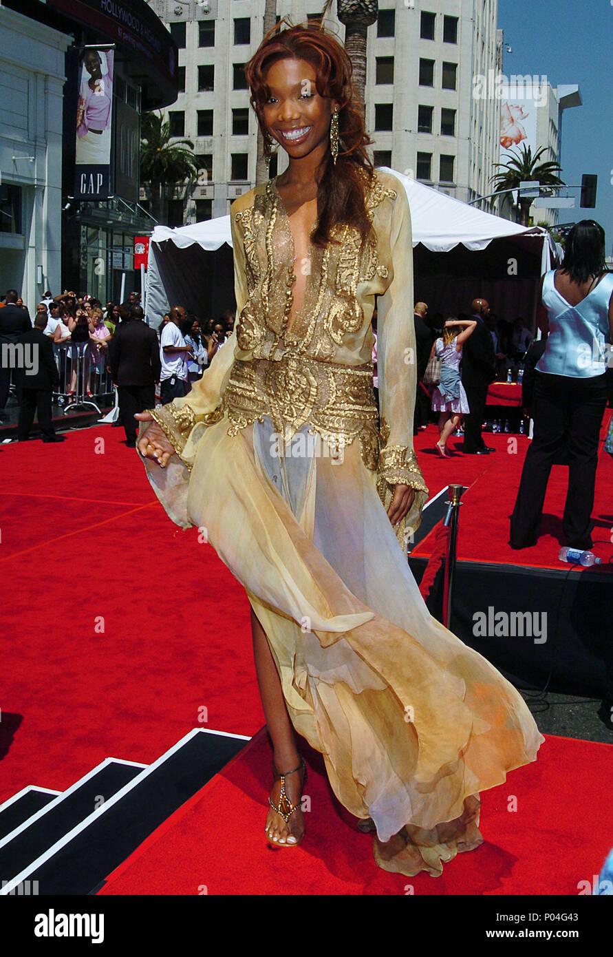 Brandy Event In Hollywood Life California High Resolution Stock Photography And Images Alamy
