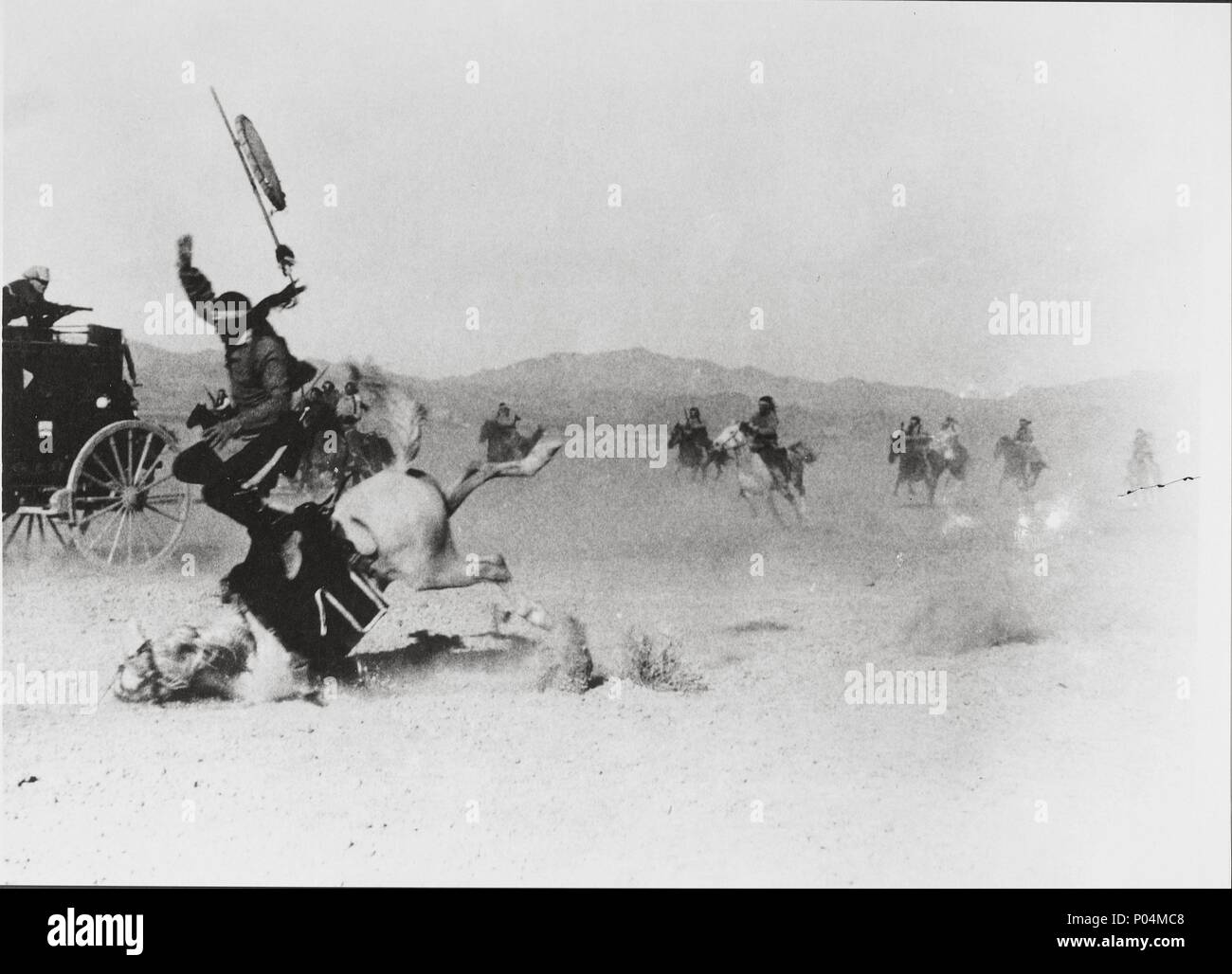 Original Film Title: STAGECOACH.  English Title: STAGECOACH.  Film Director: JOHN FORD.  Year: 1939. Credit: UNITED ARTISTS / Album Stock Photo