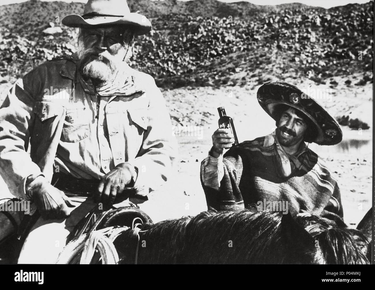 Original Film Title: SCANDALOUS JOHN.  English Title: SCANDALOUS JOHN.  Film Director: ROBERT BUTLER.  Year: 1971.  Stars: BRIAN KEITH; ALFONSO ARAU. - Stock Image