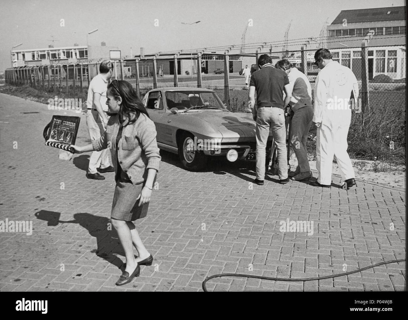 Original Film Title: EL MAGNIFICO TONY CARRERA.  English Title: THE MAGNIFICENT TONY CARRERAS.  Film Director: JOSE ANTONIO DE LA LOMA.  Year: 1968. Stock Photo