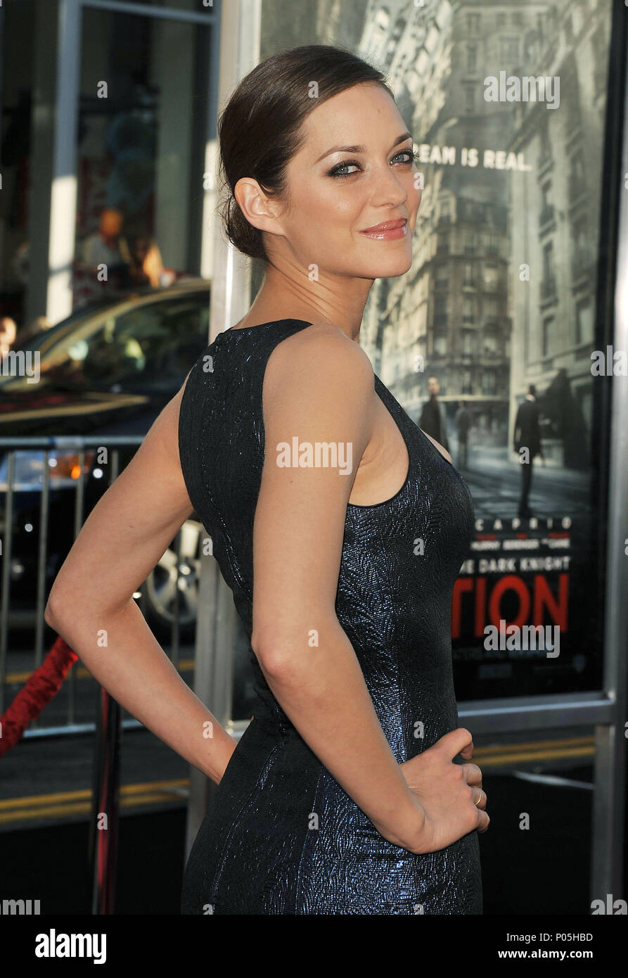 Marion Cotillard 45 Jpg Inception Premiere At The Chinese