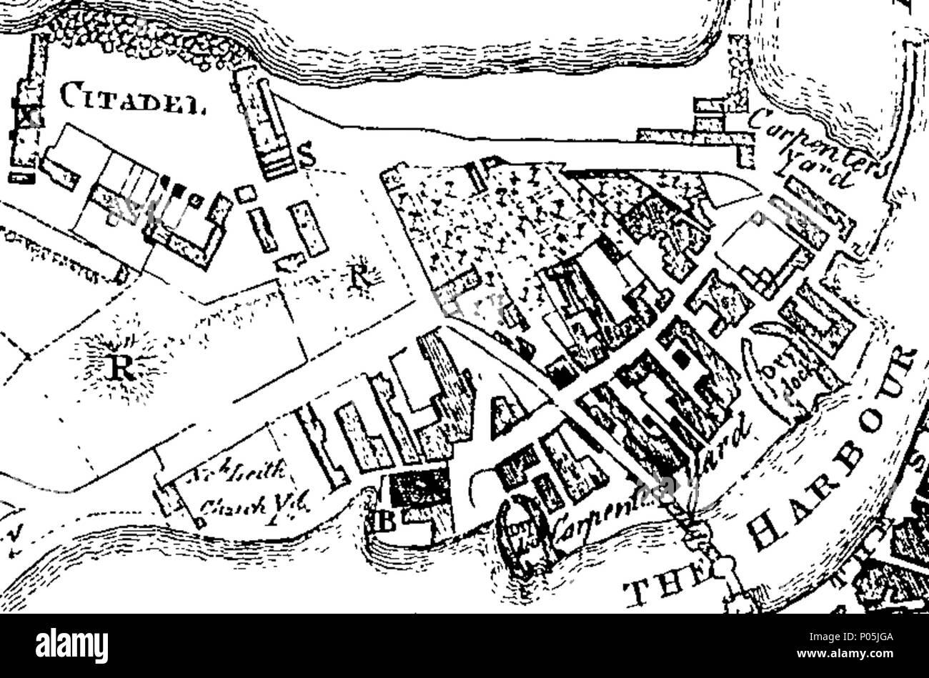 English: Fleuron from book: A directory for Edinburgh Leith