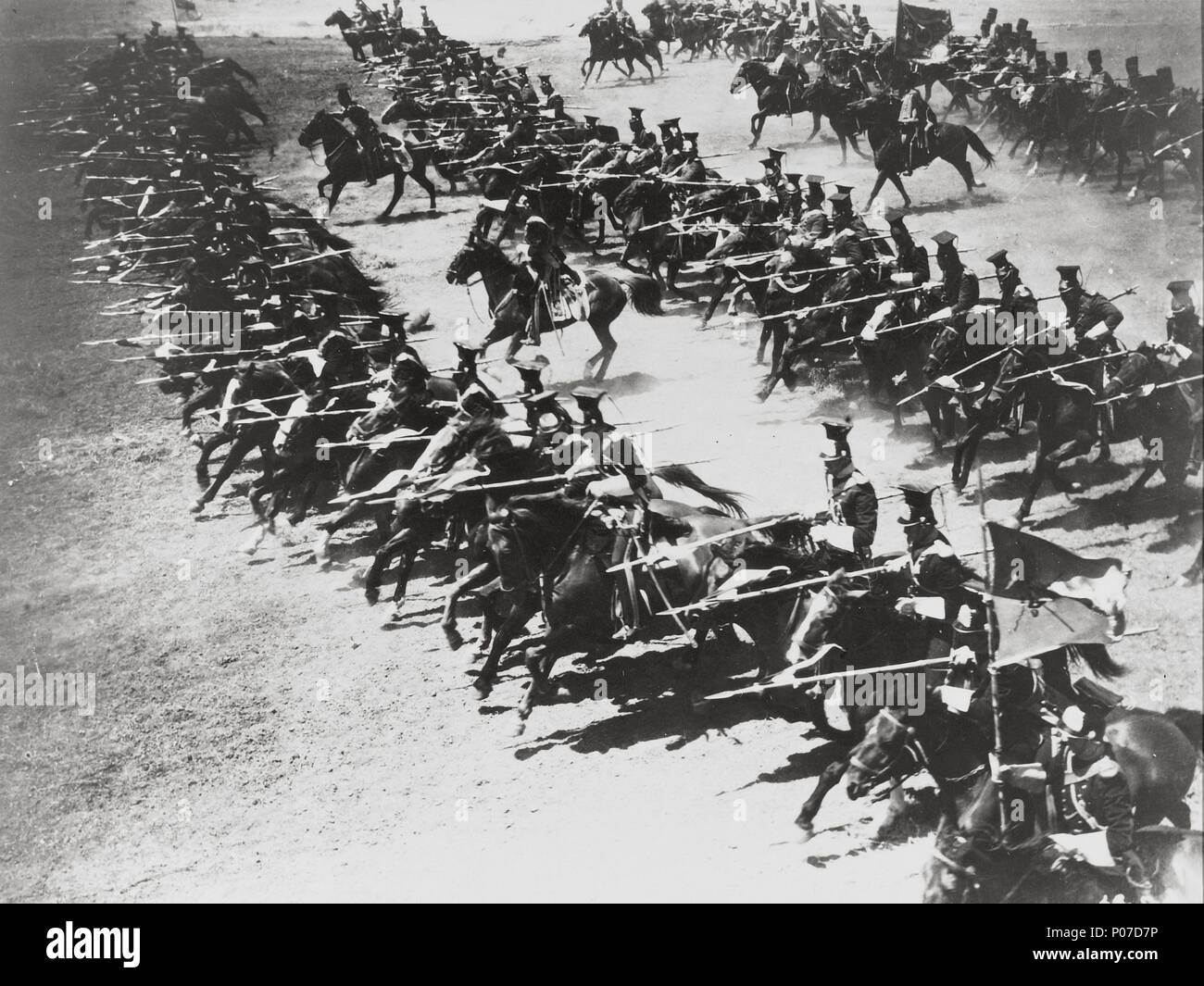Original Film Title: THE CHARGE OF THE LIGHT BRIGADE.  English Title: THE CHARGE OF THE LIGHT BRIGADE.  Film Director: MICHAEL CURTIZ.  Year: 1936. Credit: WARNER BROTHERS / Album - Stock Image
