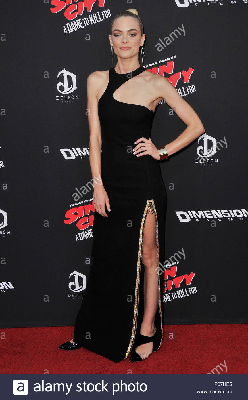 "jaime king. arrivals at the ""sin city: a dame to kill for"" los"