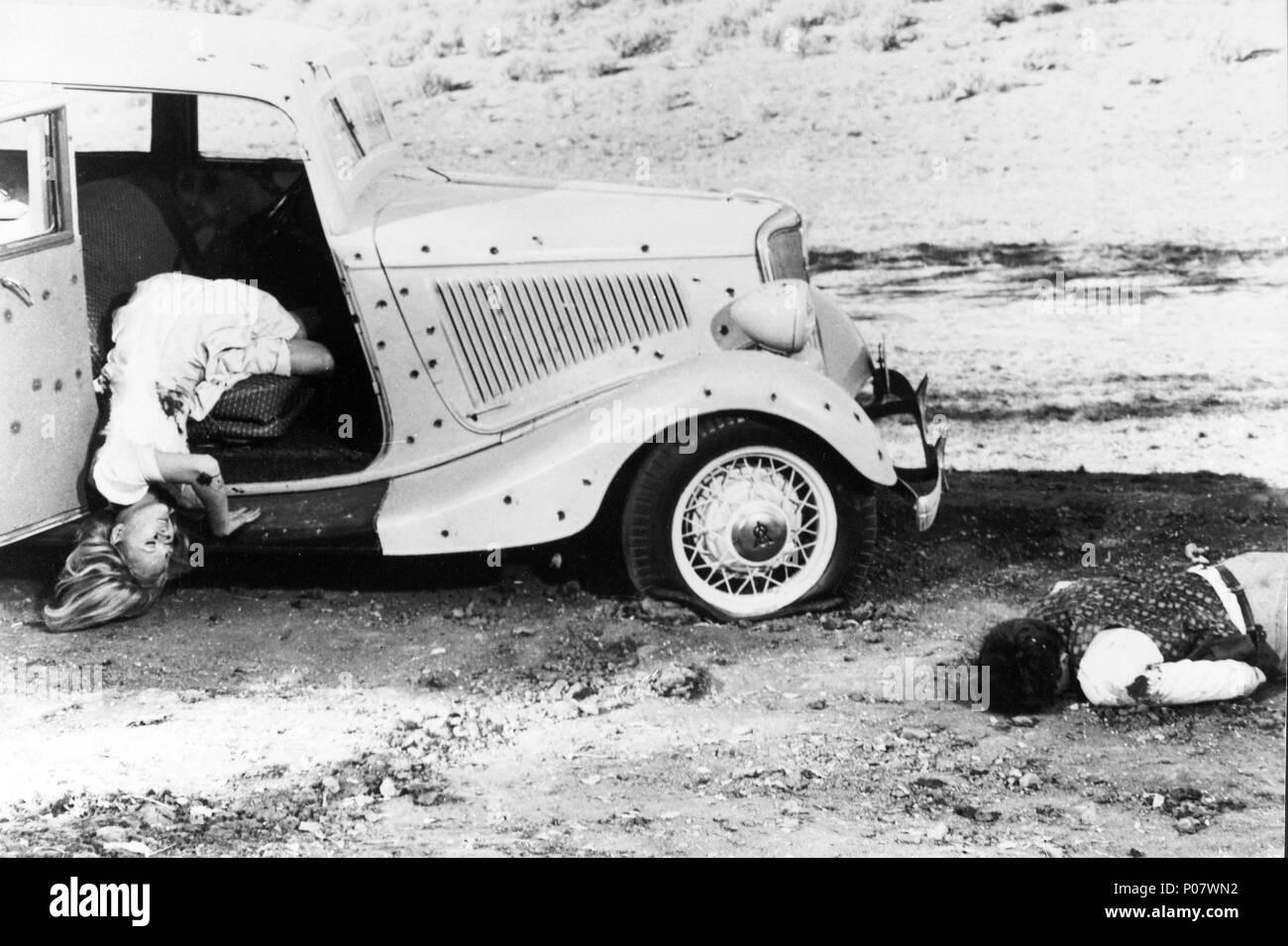 Und claid bonny 1934 Ford