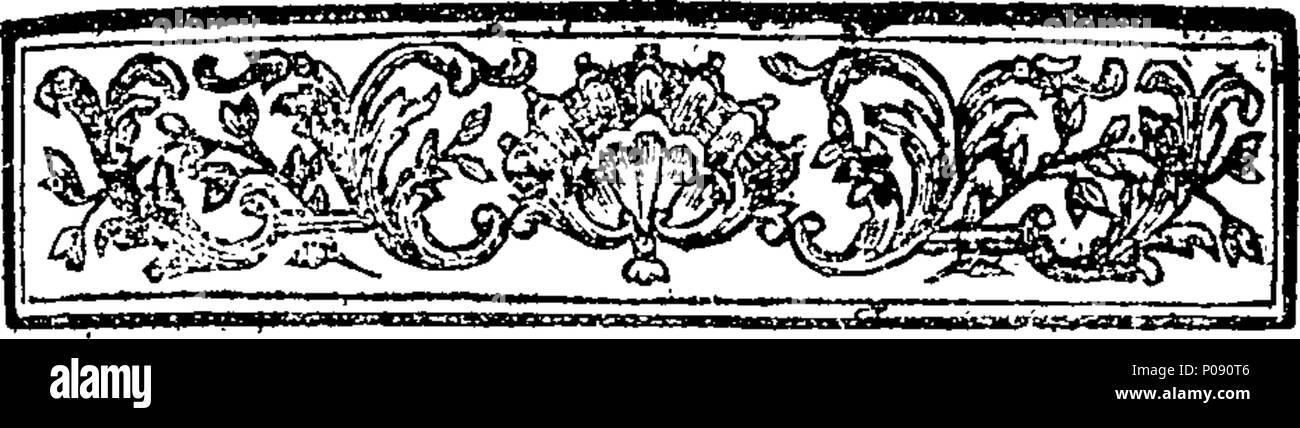 285 Amélie, tragédie bourgeoise, en cinq actes et en prose. Fleuron T096074-14 - Stock Image