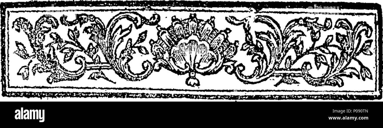 285 Amélie, tragédie bourgeoise; en cinq actes et en prose. Fleuron N044422-22 - Stock Image