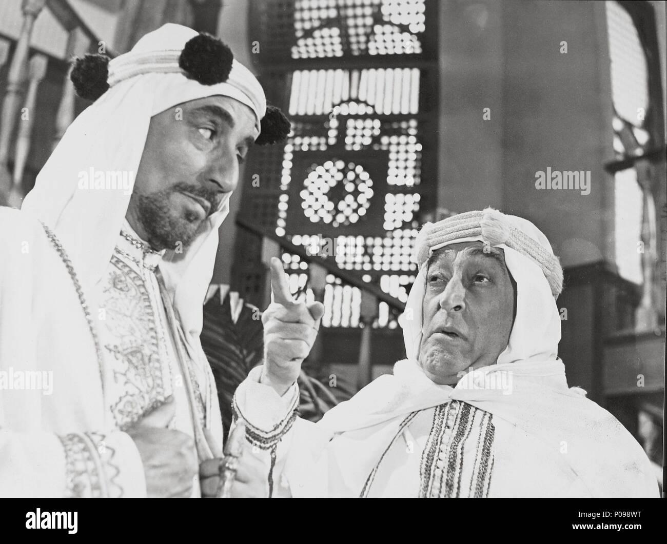 Original Film Title: TOTO D\'ARABIA. English Title: TOTÒ OF ARABIA ...