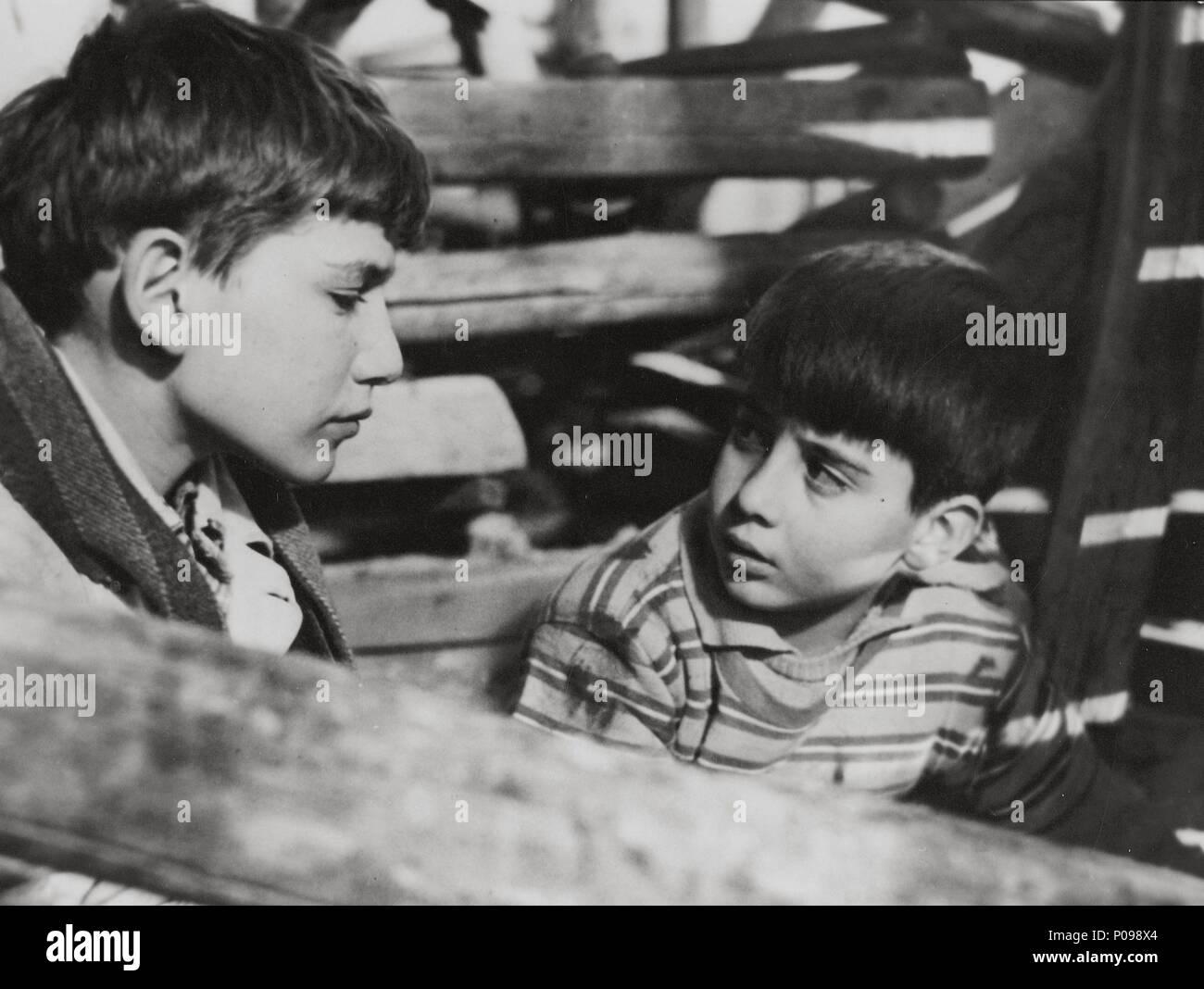 Original Film Title: TOTO E MARCELLINO. English Title: TOTO AND ...