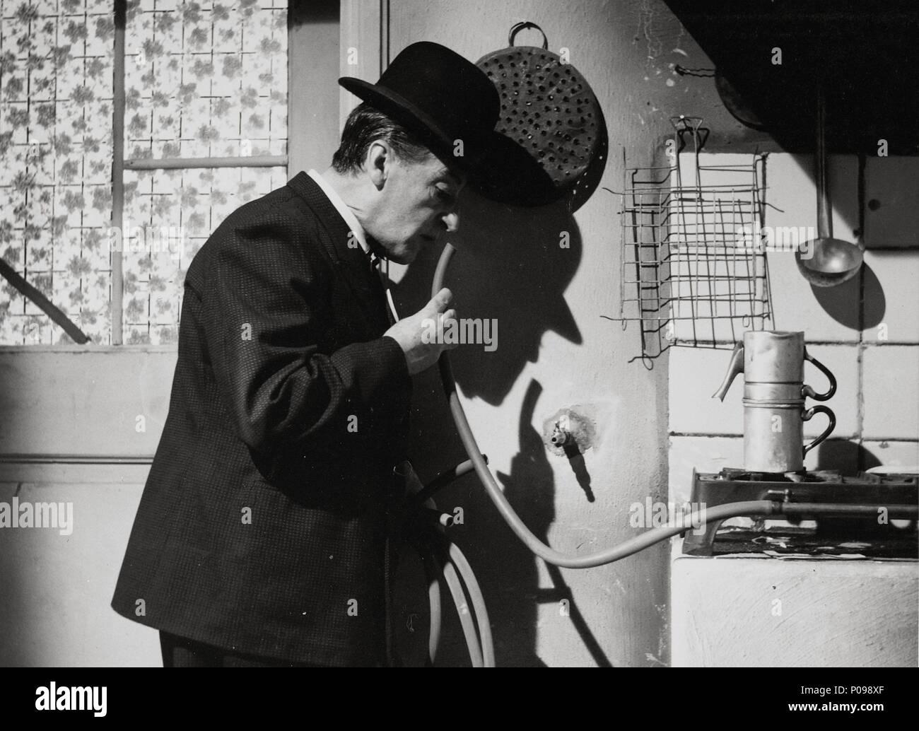 Original Film Title: TOTO ALL\'INFERNO. English Title: TOTO ALL ...