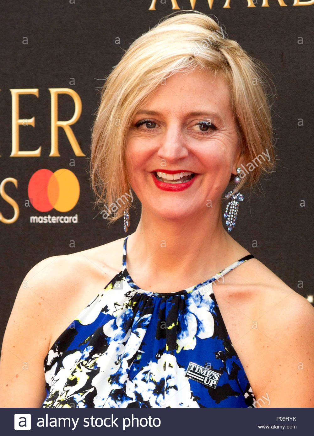 File photo dated 08/04/18 of Marianne Elliott who has received a OBE in the Queen's Birthday Honours List. - Stock Image