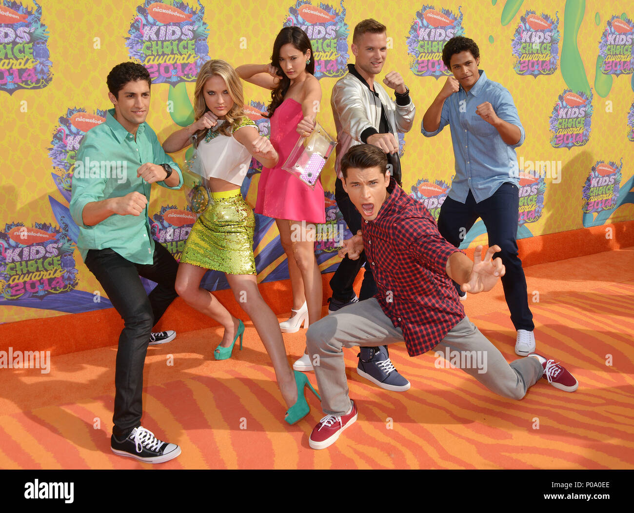 Power Rangers, Super Megaforce 326 at the NickelOdeon