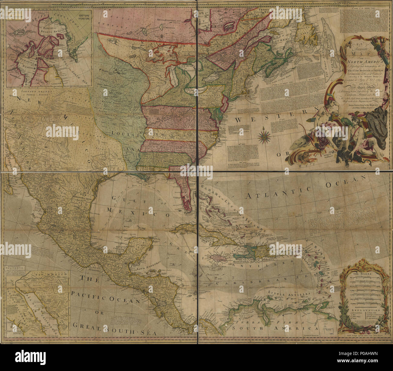 English: Scale ca. 1:550,000. Hand colored. Relief shown ...