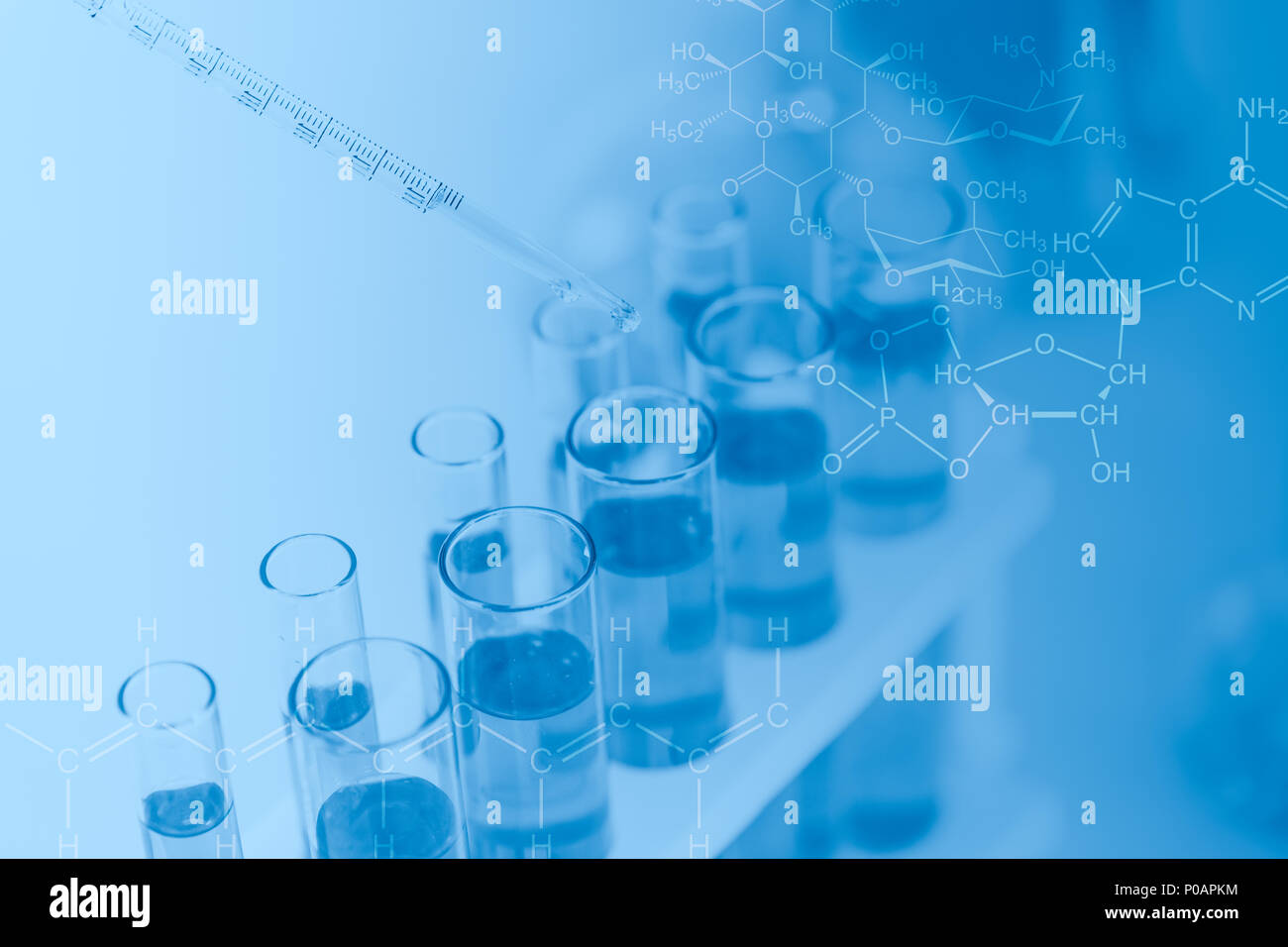 Science Chemical Medical Research Lab For Background