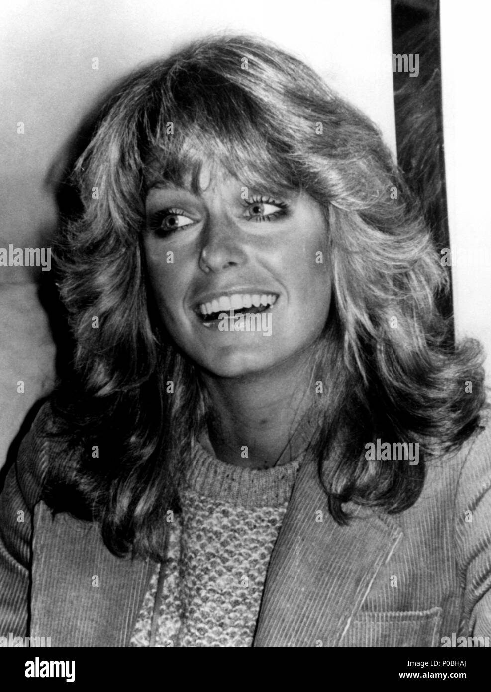 Stars: FARRAH FAWCETT Stock Photo: 206779514 - Alamy