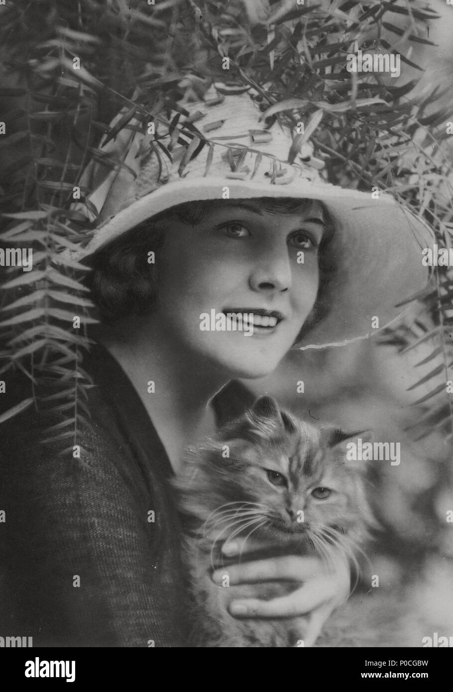 3b31531408a Stars  EDNA PURVIANCE Stock Photo  206800717 - Alamy