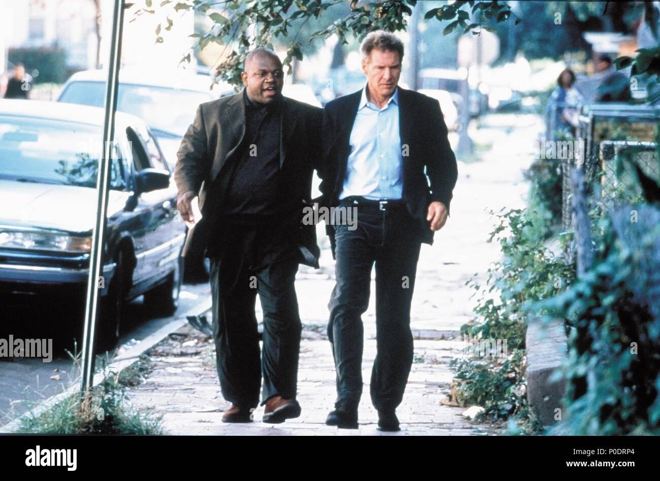 Original Film Title: RANDOM HEARTS.  English Title: RANDOM HEARTS.  Film Director: SYDNEY POLLACK.  Year: 1999.  Stars: HARRISON FORD. Credit: COLUMBIA PICTURES / Album - Stock Image